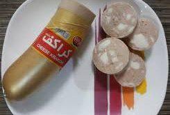 سوسیس کراکف پنیری