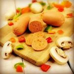 سوسیس گیاهی کودکان